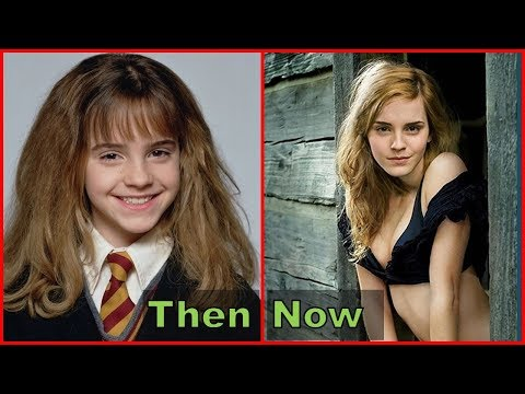 Harry Potter Then and Now 2018(Before and after 2018)|Harry Potter Antes y Despues 2018!