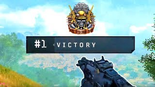Black Ops 4 Blackout #1 Victories - Call of Duty BO4 Battle Royale  Livestream Moments