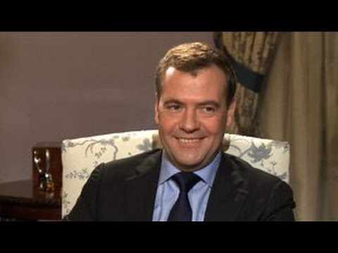 Interview with Russian PM Dmitry Medvedev