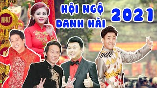 Hài Tết 2021 HỘI NGỘ DANH HÀI - Hoài Linh, Trấn Thành, Trường Giang, Thúy Ngân, Tiến Luật, Lê Giang