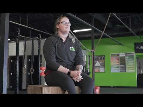 Crossfit Knoxville - Elizabeth