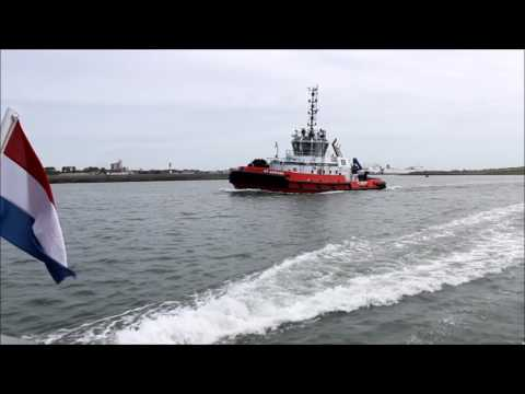 RET Fast Ferry Hoek van Holland