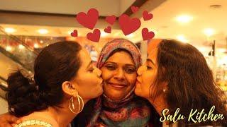 PART 2 : Family Meetup & Surprise Celebrations Vlog    Blush with Ash    Salu Kitchen