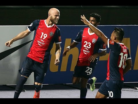 QF - Johor Darul Ta'zim vs South China: AFC Cup 2015