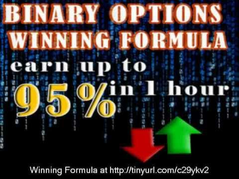 Binary options mathematical formula