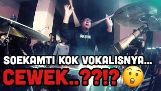 Endank Soekamti - Bau Mulut (Cover by Kolaborasi Musisi Jogja)   TONY SOEKAMTI DRUMCAM