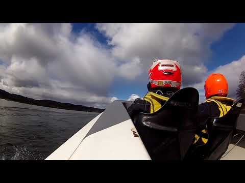 Windermere Rear Commodore's Day - UK power boat racing - 24/3/2018
