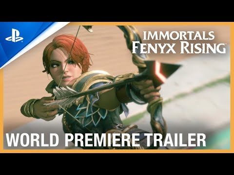 Immortals Fenyx Rising - Official World Premiere Trailer | PS4