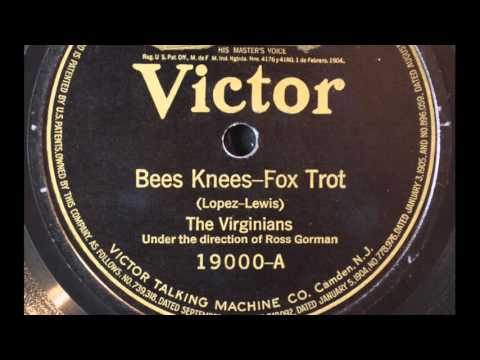 """The Virginians-""""Bees Knees"""""""