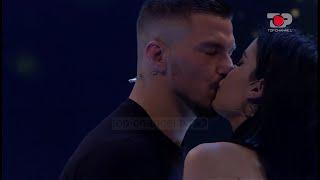Kërcim romantik, puthje në takimin Jasmina me Andin - Përputhen, 17 Mars 2021