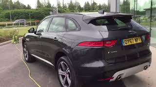 CREWE JAGUAR OFFER THIS F PACE 3.0 S