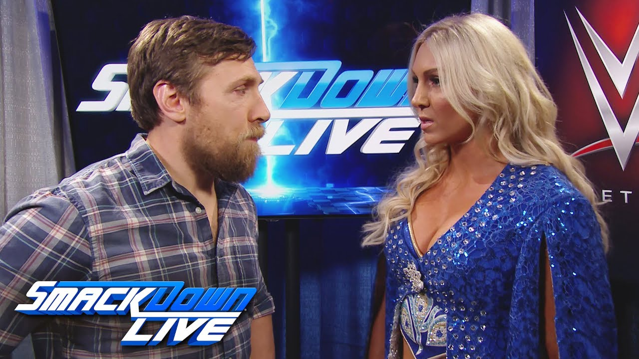 Download Charlotte Flair confronts Daniel Bryan about Money in the Bank: SmackDown LIVE, June 20, 2017