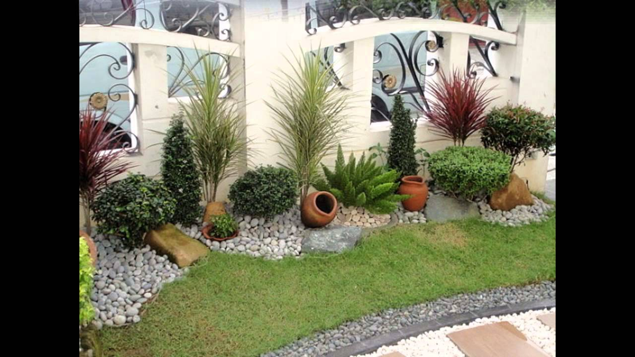 Garden Designs For Small Spaces Enchanting Garden Design For Small Spaces  Youtube Decorating Design