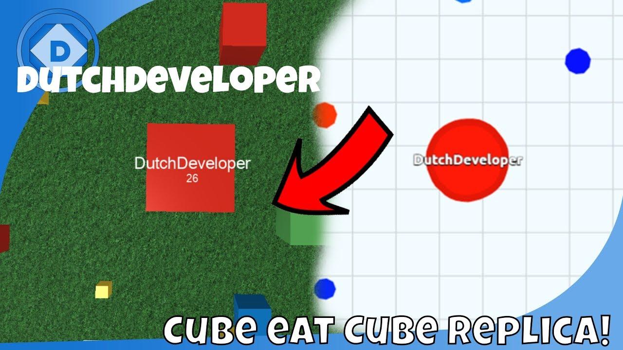 ROBLOX   Cube Eat Cube Part: 2