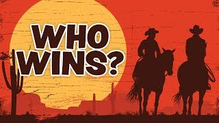 SUMMER GAMES: WILD WEST WINNERS REVEALED