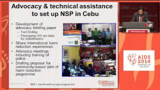 Policy breakthrough in needle and syringe program (NSP) for people who inject drugs (PWID) in ...