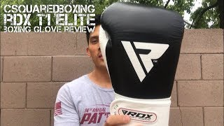 14 Ounce RDX T1 Elite Boxing Glove Review