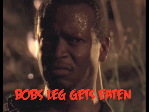 Bobs Leg Gets Eaten by The Cannibals- The Walking Dead Season 5