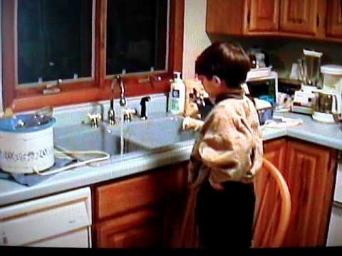 Mikey, Greenbriar Hs, Copied From Hi8  Movie Tape,MOV01518