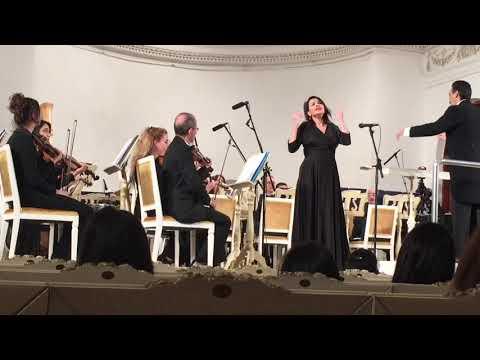 April 18 2019. Баку Филармония. Концерт классической музыки Ч. 1