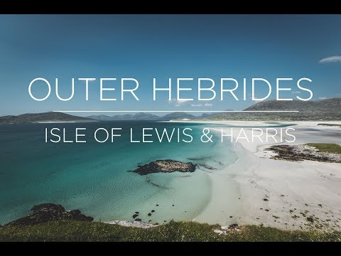 Outer Hebrides - Isle of Lewis and Harris . Travelling VLOG