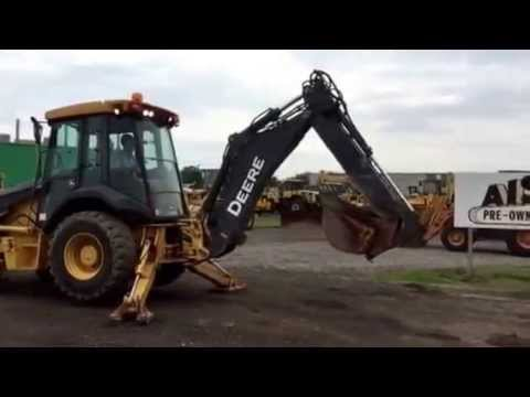John Deere 310J at AIS Construction Equipment