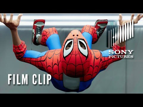 SPIDER-MAN: INTO THE SPIDER-VERSE Clip - Fight or Flight