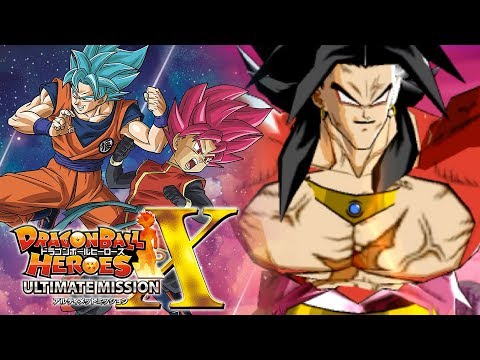 THERE'S JUST NO POSSIBLE WAY TO WIN... | Dragon Ball Heroes Ultimate Mission X Gameplay!