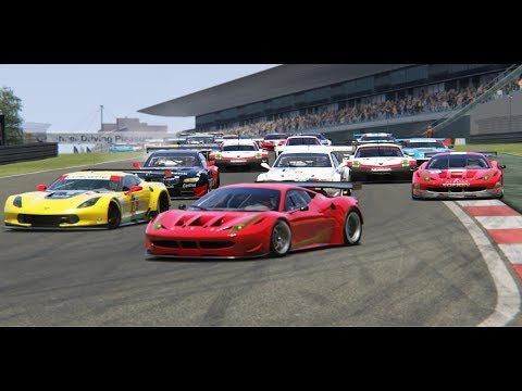 RaceDepartment Club Race | Corvette C7R @ Red Bull Ring | !raffle