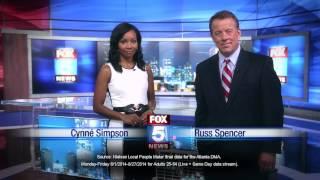 FOX 5 News at 10pm is Atlanta's #1 Late News