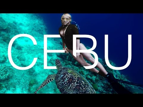 Top 5 Places You Have To See On Cebu Island | Philippines |