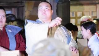 2017.02.03節分豆まき④稀勢の里&真飛聖&FC東京選手ほか@大國魂神社.