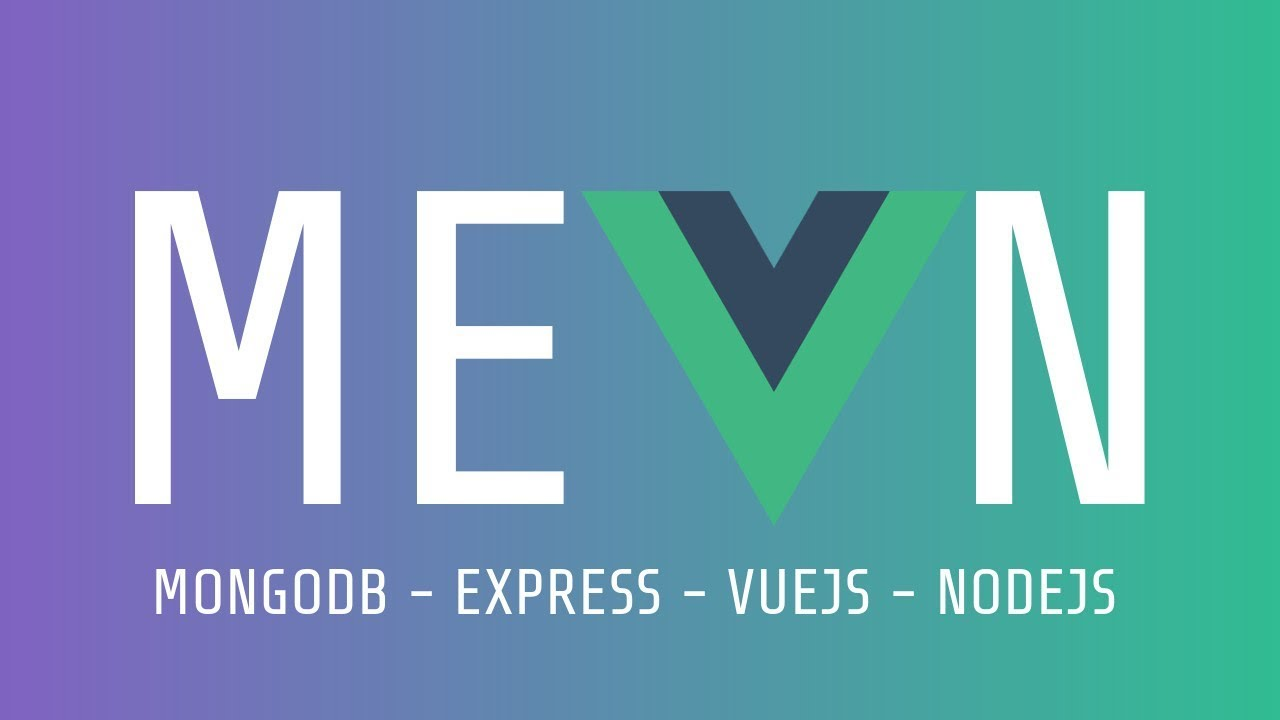 MEVN Curso - Mongodb, Express, Vuejs y Nodejs, Parte 1 - Backend con Nodejs, Express y Mongodb