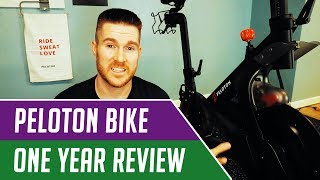 Peloton Bike - One Year Later Review (2019) - Should You Buy It?