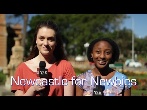 Things to do in Newcastle! | University of Newcastle