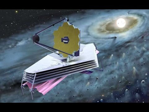 NASA's New Super Telescope - 100 Times More Powerful Than Hubble