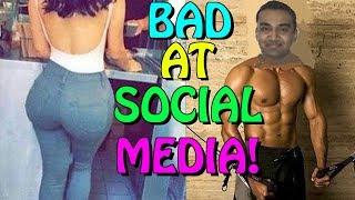 You're Bad at Social Media! #80