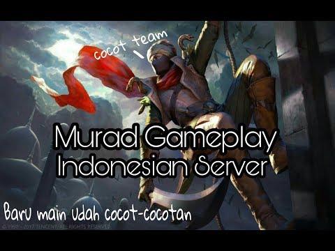 Percuma Jago Kalo Teamnya Cocot-Cocotan - [AOV] Murad Gameplay - Ranked Match - Indonesia Server