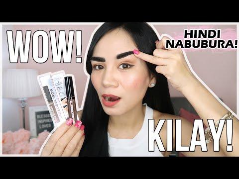pang-kilay-na-di-nabubura!-(loreal-brow-gel-review-and-tutorial)