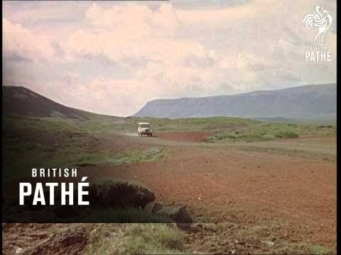 Iceland Material (1962)