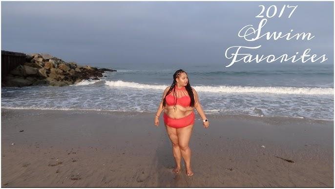 72c61ad0807 Plus Size Swimwear Beach Lookbook