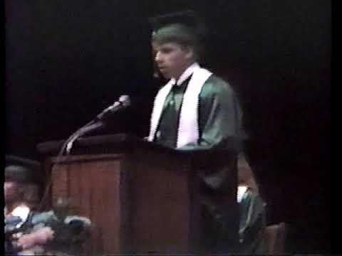 1987 Tazewell High School Graduation