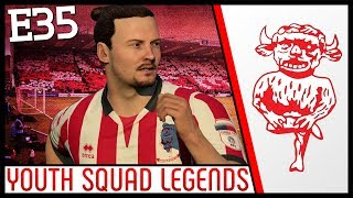 2019/20 REVIEW! - Lincoln City | FIFA 18 Career Mode (Ep 35) Youth Academy | YOUTH SQUAD LEGENDS