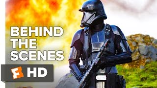 Rogue One: A Star Wars Story Behind the Scenes - Death Troopers (2016) | Movieclips Extras