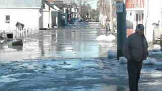 Inondation St-Raymond de Porneuf  23 mars 2012