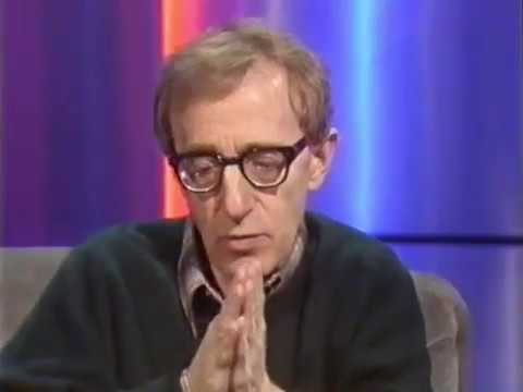 Woody Allen interview by Barry Norman on Film 95