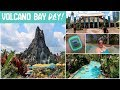 Our First Time Visiting Volcano Bay! | FALL 2018 ORLANDO TRIP!