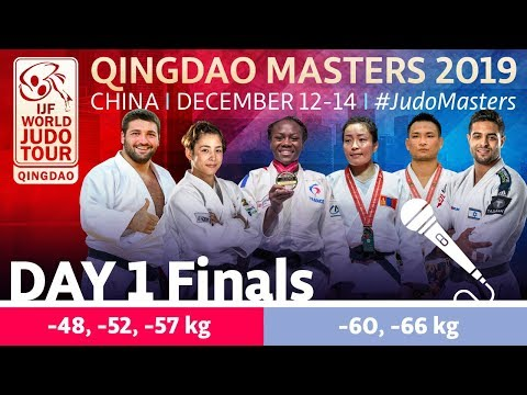 Haitian Center Qingdao World Judo Masters 2019 - Day 1 Final Block
