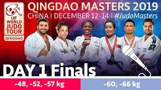 Haitian Center Qingdao World Judo Masters 2019 - Day 1 Final Block
