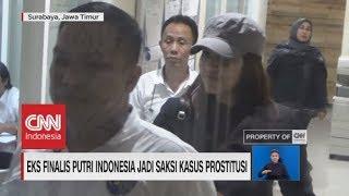 Eks Finalis Putri Indonesia Jadi Saksi Kasus Prostitusi